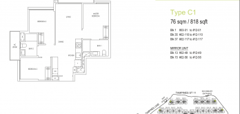treasures-ats-tampines-floor-plan-3-bedroom-type-c1-singapore