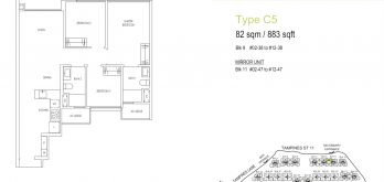 treasures-ats-tampines-floor-plan-3-bedroom-type-c5-singapore