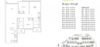 treasures-ats-tampines-floor-plan-3-bedroom-type-c6-singapore