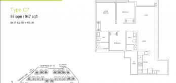treasures-ats-tampines-floor-plan-3-bedroom-type-c7-singapore