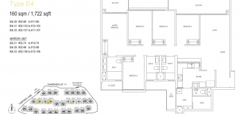 treasures-ats-tampines-floor-plan-5-bedroom-type-e4-singapore