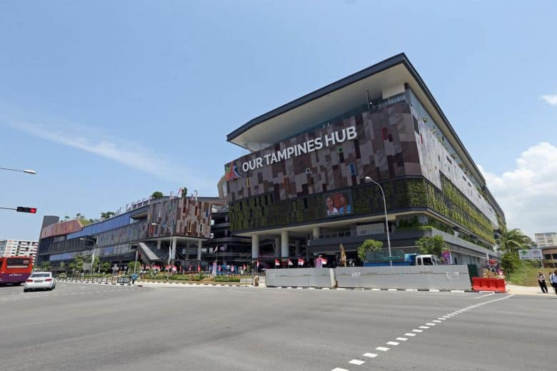 Treasure At Tampines Our Tampines Hub
