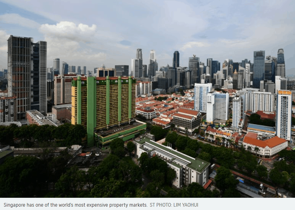 Singapore expats ask for rent cuts